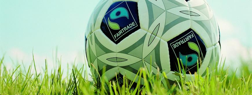 Bildergebnis für fair trade fußball